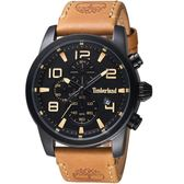 Timberland探險潮流計時腕錶 TBL.15479JSB/02 黑