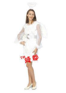 COS服裝 白天使天使服裝