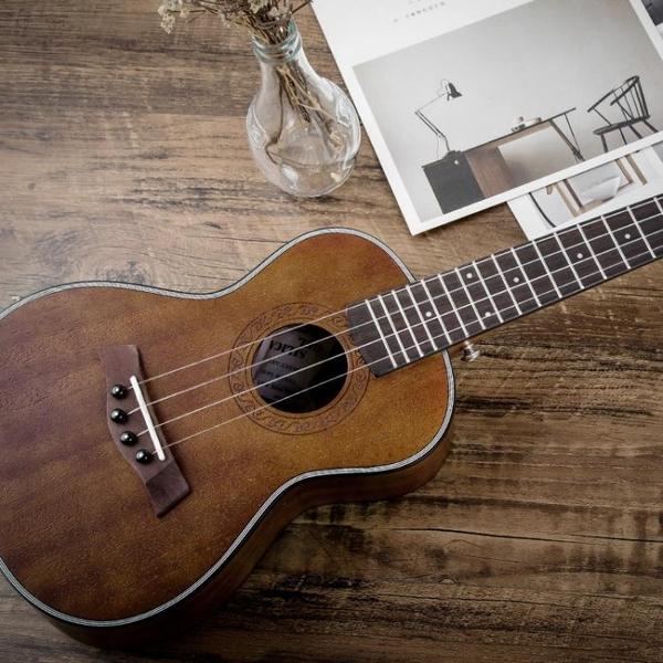尤克里里 安德魯尤克里里初學者23寸學生入門26寸女兒童吉他旗艦店樂器 LX交換禮物 曼慕
