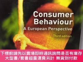 二手書博民逛書店Consumer罕見Behaviour: A European Perspective(THIRD EDITION