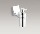 【 麗室衛浴】美國 KOHLER  新品上市 LOURE 肥皂乳架   K-10438T-CP