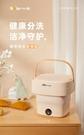 折疊洗衣機 迷你多功能可折疊內衣洗衣機家用便攜式洗脫一體甩干小型宿舍學生- 薇薇mks