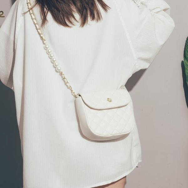 全場九折 上新小包包女新款潮夏季百搭單肩鏈條包網紅質感斜挎手機包女