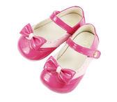 Swan天鵝童鞋-典雅牛津學步鞋 1471-桃