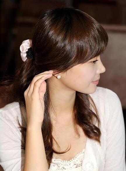 【TT44】韓版 小豆豆珍珠耳釘 耳環 耳飾 日韓簡約耳釘