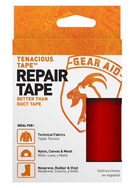【速捷戶外】美國 McNETT 10687 Tenacious Tape 強力補丁(紅色)