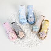 寶寶襪 6色嬰兒地板襪/學步襪(11-13CM) CA1258 好娃娃