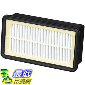 [106美國直購] Bissell Cleanview Vacuum Filter Kit Washable, Reusable Pre-Motor + Post-Motor Filters 203-2663
