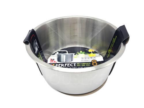 【好市吉居家生活】PERFECT理想 KH-33020-1 極緻316不銹鋼內鍋 8人份 大同電鍋 調理鍋 湯鍋