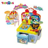 玩具反斗城 TAKARA TOMY 迪士尼神奇超市廚房餐廳兩用組