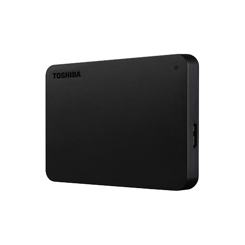 【限時促銷】 TOSHIBA 東芝 Canvio A3 Basics 黑靚潮lll 1TB 2.5吋 外接硬碟