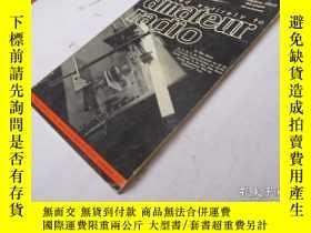 二手書博民逛書店1945年外文書罕見amateur radioY23766 出版1945