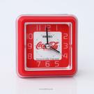 鬧鐘 SEIKO可口可樂方形鬧鐘【NV58】原廠公司貨