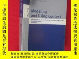二手書博民逛書店Modeling罕見and Using Context: Thi