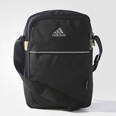 Adidas Ecorg [AJ4231] 側背包 斜背 肩背 可調背帶 裝備 休閒 登山 25*17.5*9cm 黑