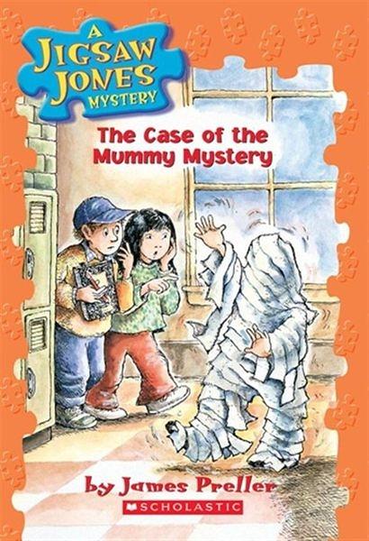 Jigsaw Jones #06: The Case of the Mummy Mystery (書+CD)