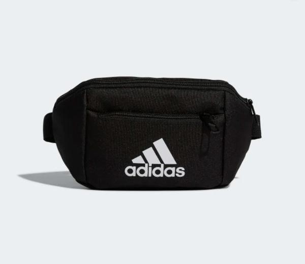Adidas WAIST BAG 黑色腰包-NO.ED6876