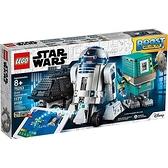 樂高積木 LEGO 2019《 LT75253 》Droid Commander╭★ JOYBUS玩具百貨