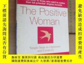 二手書博民逛書店The罕見Positive Woman:Simple steps