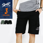 短褲-束繩工裝袋短褲-休閒工裝款《9999636》共3色【現貨+預購】『SMR』