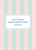 西野加奈 愛的收藏2019演唱會 豪華寫真盤 台壓版 藍光BD 2片裝 免運 (購潮8) 190759621394