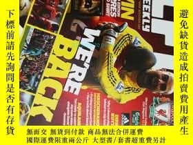 二手書博民逛書店LFC罕見WEEKLY 377 體育足球外文雜誌Y14610