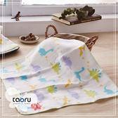 日本毛巾 : 和的風物詩_小恐龍 30*30 cm (手巾 可愛世界 -- taoru 日本毛巾)
