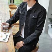 牛仔外套春夏季新款薄款青少年潮流夾克 JD5756【3C環球數位館】