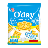 O DAY牛奶餅乾300G【愛買】