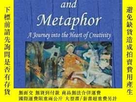 二手書博民逛書店Myth罕見Magic And Metaphor - A Journey Into The Heart Of Cr