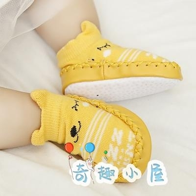 2雙 寶寶鞋春秋防滑軟底男女寶寶學步鞋【奇趣小屋】