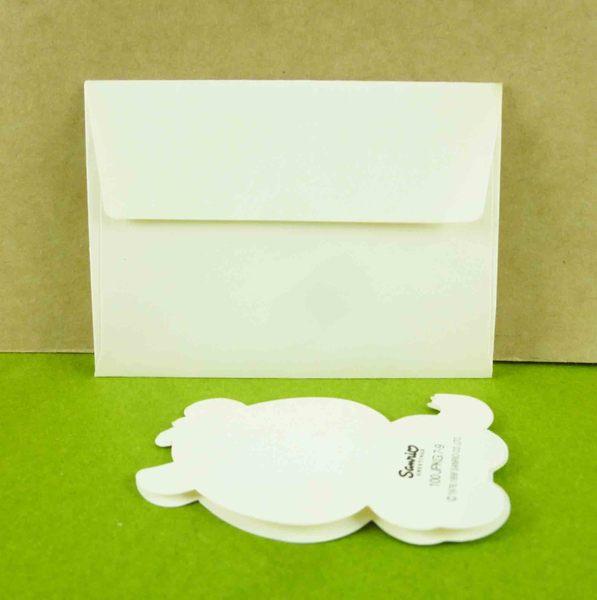 【震撼精品百貨】Hello Kitty 凱蒂貓~生肖卡片-馬