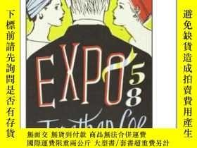 二手書博民逛書店世博會58罕見Expo 58Y21066