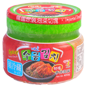 韓國切塊手作泡菜400g