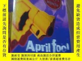 二手書博民逛書店APRIL罕見FOOL YOVNNE FEINY21794 出版