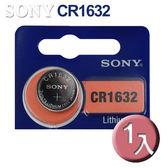 ◆日本制,公司貨◆SONY公司貨 CR-1632/ CR1632 (1顆入) 相容DL1632,ECR1632,GPCR1632