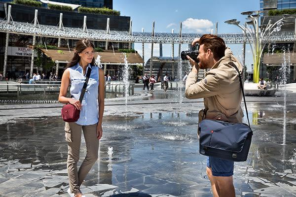◎相機專家◎ Manfrotto 開拓者微單眼 小型相機包 灰色 MB NX-P-IGY-2 公司貨