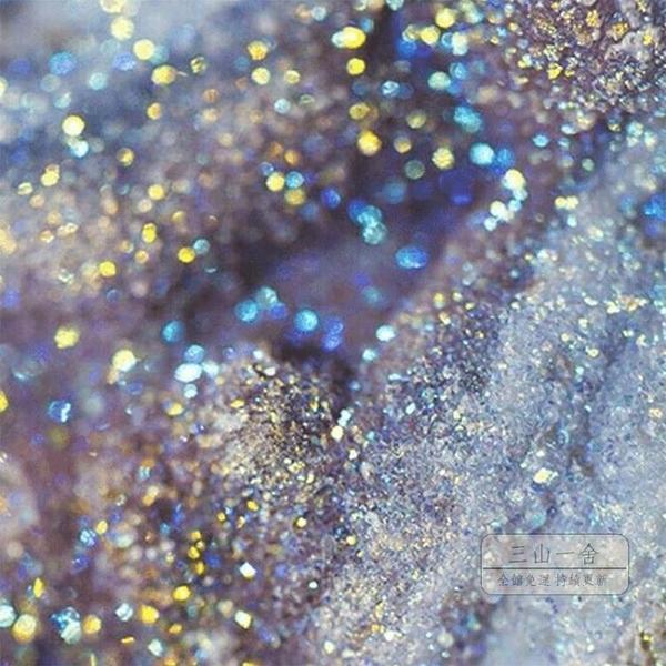 墨水 petals wither 手工金粉墨水鋼筆蘸水筆玻璃筆玫瑰金彩色閃粉墨水-快速出貨