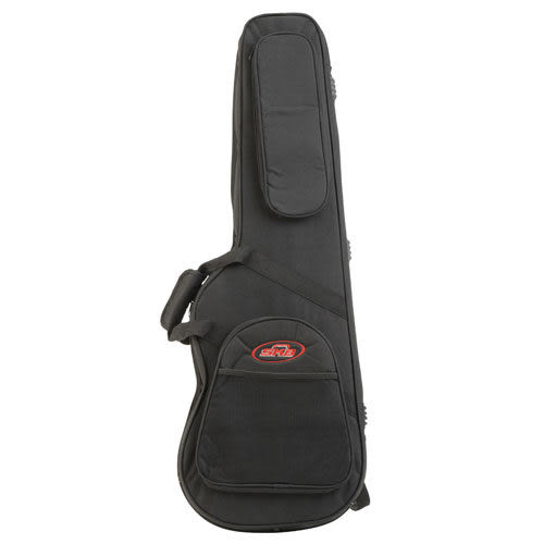 【敦煌樂器】SKB SCFS6 萬用造型電吉他盒/國內外最知名的樂器配件品牌