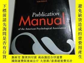 二手書博民逛書店Publication罕見ManualY212829