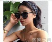 韓國頭飾chic歐美街頭朋克風hiphop嘻哈小方巾  至簡元素