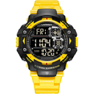 Transformers 變形金剛 聯名限量運動風電子腕錶 (大黃蜂)LM-TF005.BB61G.121.6GB