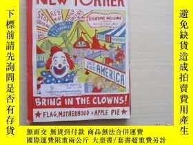 二手書博民逛書店THE罕見NEW YORKER SEPT 24 2012【895