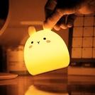 兔子硅膠小夜燈