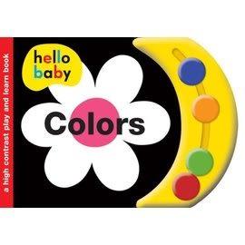 HELLO BABY : COLORS《小肌肉練習操作書/顏色》