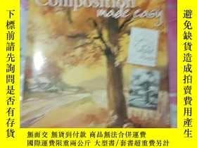 二手書博民逛書店Watercolor.罕見Composition made easyY308086 David. R. Be