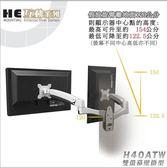 High Energy 鋁合金雙螢幕壁掛型互動支架 螢幕架 - H40ATW