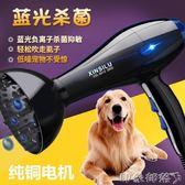 寵物吹風機大功率靜音大小型犬狗狗吹毛神器貓咪烘干機吹水機專用 全館免運