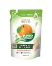 橘子工坊溫和低敏碗盤洗滌液/ 洗潔精/ 洗碗精補充包430ml