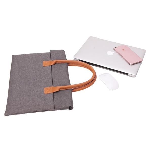電腦包 電腦包 蘋果小米筆電電腦包macbook13.3英寸air12內膽包男女通用時尚電腦包